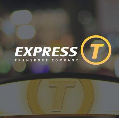 Фірмовий стиль для транспортної компанії Експрес-Т