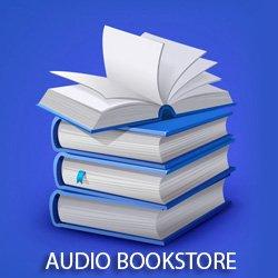 Дизайн додатку AUDIO BOOKSORE