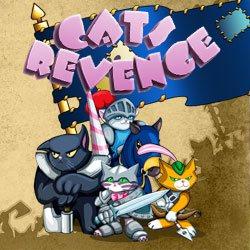 """Гра для мобільних пристроїв """"CATS REVENGE"""""""