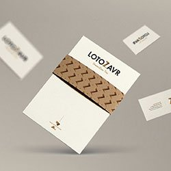Naming and corporate identity for Lotozavr