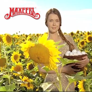 Рекламний ролик для майонезів ТМ Махеев