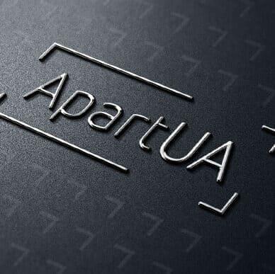 Розробка позиціонування та айдентики нового бренду ApartUA