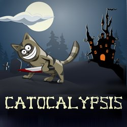 "Flash game ""CATOCALYPSIS"""