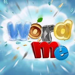 "A puzzle game ""WORD ME!"""