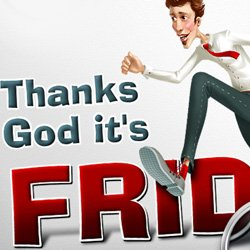 "Mobile game ""Thanks God it's Friday"""