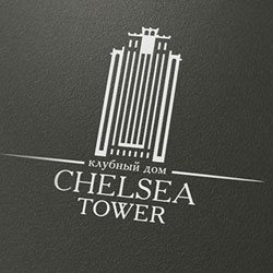 Naming and corporate identity for Chelsea Tower